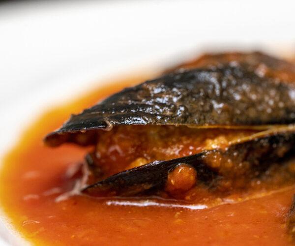 muscoli ripieni al sugo portovenere